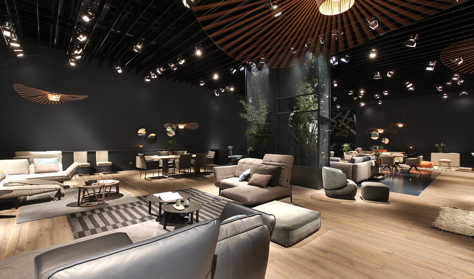 rolf benz imm cologne 2017. Black Bedroom Furniture Sets. Home Design Ideas